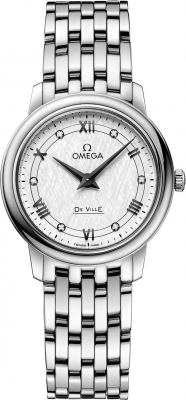 Omega De Ville Prestige 27.4mm 424.10.27.60.52.002 watch