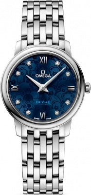 Omega De Ville Prestige 27.4mm 424.10.27.60.53.003 watch