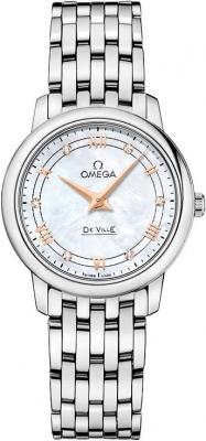 Omega De Ville Prestige 27.4mm 424.10.27.60.55.001 watch