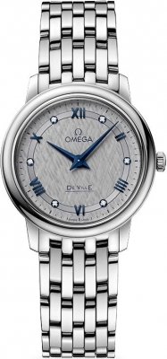 Omega De Ville Prestige 27.4mm 424.10.27.60.56.002 watch