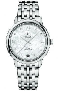 Omega De Ville Prestige Co-Axial 32.7 424.10.33.20.55.001 watch