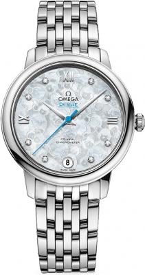 Omega De Ville Prestige Co-Axial 32.7 424.10.33.20.55.004 watch