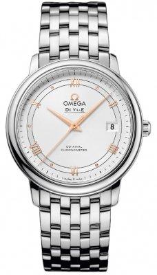Omega De Ville Prestige Co-Axial 36.8 424.10.37.20.02.002 watch