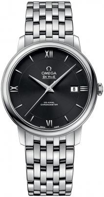 Omega De Ville Prestige Co-Axial 39.5 424.10.40.20.01.001 watch