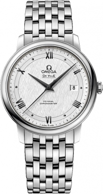 Omega De Ville Prestige Co-Axial 39.5 424.10.40.20.02.005 watch