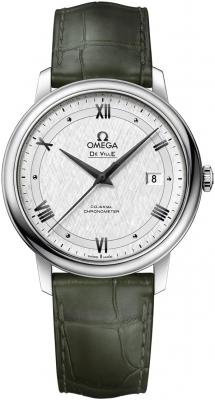Omega De Ville Prestige Co-Axial 39.5 424.13.40.20.02.006 watch