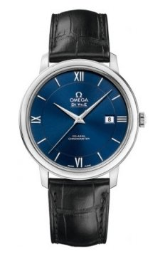 Omega De Ville Prestige Co-Axial 39.5 Mens watch, model number - 424.13.40.20.03.001, discount price of £2,160.00 from The Watch Source