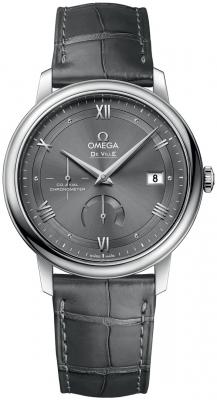 Omega De Ville Prestige Power Reserve Co-Axial 424.13.40.21.06.001 watch