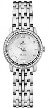Buy this new Omega De Ville Prestige 24.4mm 424.15.24.60.52.001 ladies watch for the discount price of £4,320.00. UK Retailer.