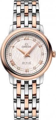 Omega De Ville Prestige 27.4mm 424.20.27.60.52.003 watch