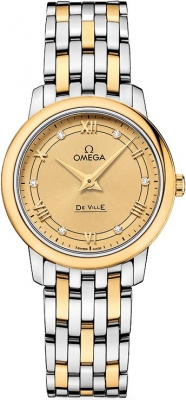 Omega De Ville Prestige 27.4mm 424.20.27.60.58.003 watch