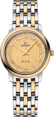 Omega De Ville Prestige 27.4mm 424.20.27.60.58.004 watch
