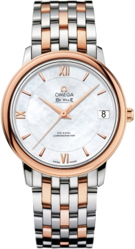 Buy this new Omega De Ville Prestige Co-Axial 32.7 424.20.33.20.05.002 ladies watch for the discount price of £4,932.00. UK Retailer.