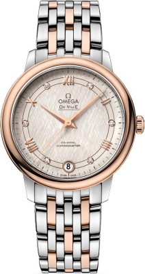 Omega De Ville Prestige 27.4mm 424.20.33.20.52.003 watch