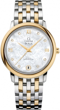Buy this new Omega De Ville Prestige Co-Axial 32.7 424.20.33.20.55.002 ladies watch for the discount price of £5,688.00. UK Retailer.