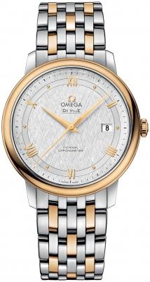 Omega De Ville Prestige Co-Axial 39.5 424.20.40.20.02.001 watch