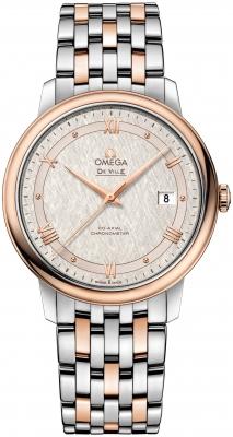 Omega De Ville Prestige Co-Axial 39.5 424.20.40.20.02.003 watch