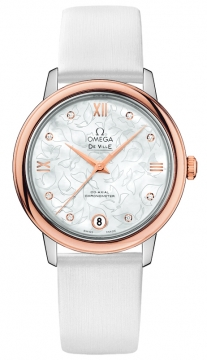 Buy this new Omega De Ville Prestige Co-Axial 32.7 424.22.33.20.55.001 ladies watch for the discount price of £3,816.00. UK Retailer.