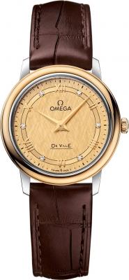 Omega De Ville Prestige 27.4mm 424.23.27.60.58.001 watch