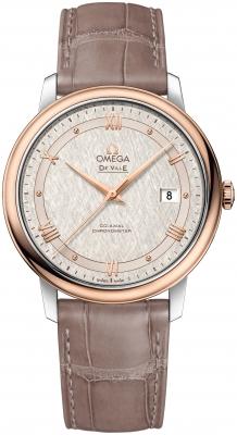 Omega De Ville Prestige Co-Axial 39.5 424.23.40.20.02.003 watch