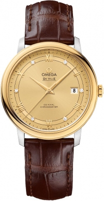 Omega De Ville Prestige Co-Axial 39.5 424.23.40.20.58.001 watch