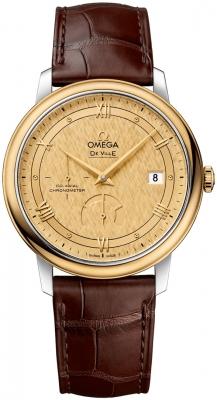 Omega De Ville Prestige Power Reserve Co-Axial 424.23.40.21.08.001 watch