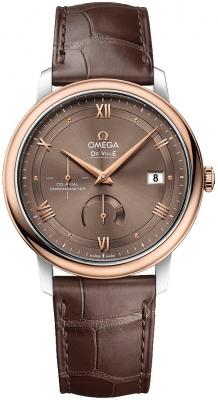 Omega De Ville Prestige Power Reserve Co-Axial 424.23.40.21.13.001 watch