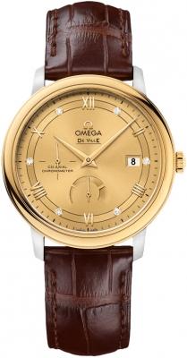 Omega De Ville Prestige Power Reserve Co-Axial 424.23.40.21.58.001 watch