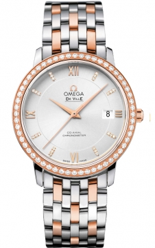 Omega De Ville Prestige Co-Axial 36.8 424.25.37.20.52.001 watch