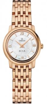 Buy this new Omega De Ville Prestige 24.4mm 424.50.24.60.05.002 ladies watch for the discount price of £9,288.00. UK Retailer.