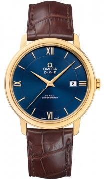 Buy this new Omega De Ville Prestige Co-Axial 39.5 424.53.40.20.03.001 mens watch for the discount price of £5,940.00. UK Retailer.