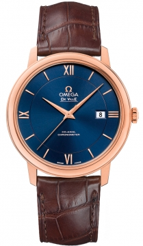 Buy this new Omega De Ville Prestige Co-Axial 39.5 424.53.40.20.03.002 mens watch for the discount price of £5,940.00. UK Retailer.