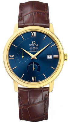 Buy this new Omega De Ville Prestige Power Reserve Co-Axial 424.53.40.21.03.001 mens watch for the discount price of £6,660.00. UK Retailer.