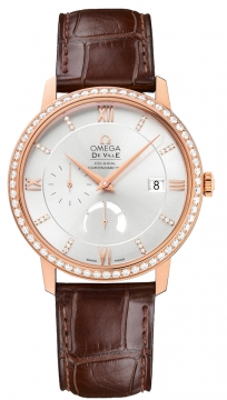 Buy this new Omega De Ville Prestige Power Reserve Co-Axial 424.58.40.21.52.002 mens watch for the discount price of £13,176.00. UK Retailer.