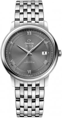 Buy this new Omega De Ville Prestige Co-Axial 39.5 424.10.40.20.06.001 mens watch for the discount price of £2,304.00. UK Retailer.