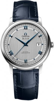 Buy this new Omega De Ville Prestige Co-Axial 39.5 424.13.40.20.02.003 mens watch for the discount price of £2,592.00. UK Retailer.