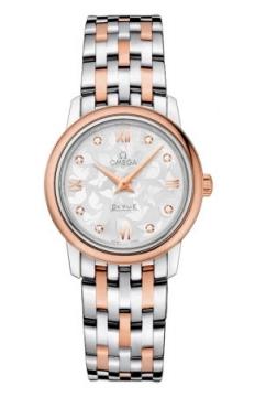 Buy this new Omega De Ville Prestige 27.4mm 424.20.27.60.52.002 ladies watch for the discount price of £3,420.00. UK Retailer.