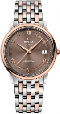 Omega De Ville Prestige Co-Axial 36.8 424.20.37.20.13.001 watch