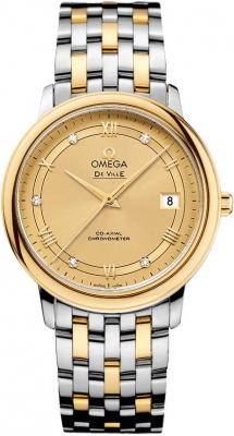 Omega De Ville Prestige Co-Axial 32.7 424.20.37.20.58.002 watch