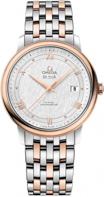 Buy this new Omega De Ville Prestige Co-Axial 39.5 424.20.40.20.02.002 mens watch for the discount price of £5,148.00. UK Retailer.