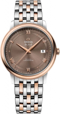 Buy this new Omega De Ville Prestige Co-Axial 39.5 424.20.40.20.13.001 mens watch for the discount price of £4,320.00. UK Retailer.