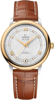 Buy this new Omega De Ville Prestige Co-Axial 32.7 424.23.33.20.52.001 ladies watch for the discount price of £3,312.00. UK Retailer.