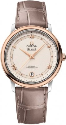Buy this new Omega De Ville Prestige Co-Axial 36.8 424.23.37.20.09.001 mens watch for the discount price of £3,024.00. UK Retailer.