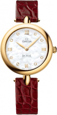 Omega De Ville Prestige 27.4mm 424.53.27.60.55.001