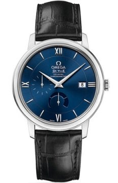 Omega De Ville Prestige Power Reserve Co-Axial Mens watch, model number - 424.13.40.21.03.001, discount price of £2,580.00 from The Watch Source