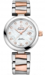 Omega De Ville Ladymatic 34mm 425.20.34.20.55.004 watch
