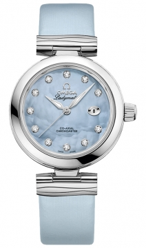 Omega De Ville Ladymatic 34mm 425.32.34.20.57.003 watch