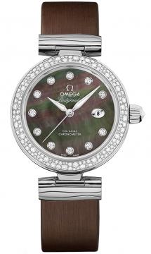 Omega De Ville Ladymatic 34mm 425.37.34.20.57.004 watch