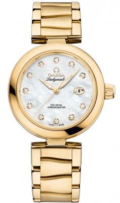 Omega De Ville Ladymatic 34mm 425.60.34.20.55.003 watch
