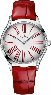 Omega De Ville Tresor Quartz 36mm 428.18.36.60.04.002 watch